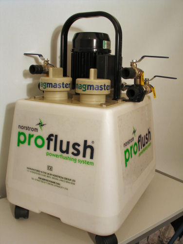 Proflush Site